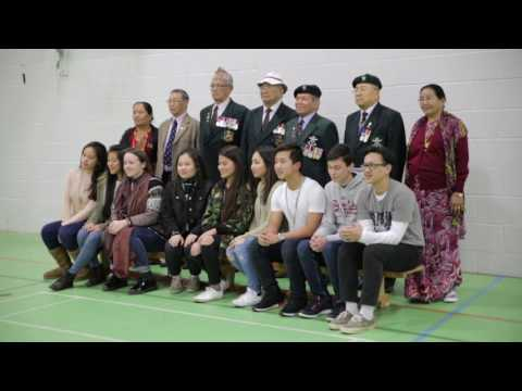 The Gurkha Connection project
